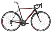 Cube Cross Race Pro black 'n' red
